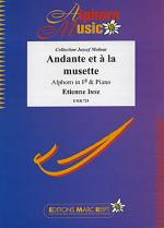 Andante et a la musette (Alphorn in Gb) Sheet Music