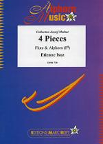 4 Pieces (Flute & Alphorn in Gb) Sheet Music