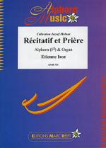 Recitatif et Priere (Alphorn in Gb) Sheet Music
