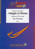 Adagio et Dance (Alphorn in Gb) Sheet Music