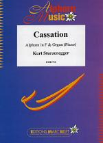 Cassation (Alphorn in F) Sheet Music