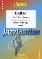 Ballad Sheet Music