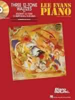 Three 12-Tone Waltzes Sheet Music