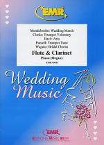 Wedding Music - Flute/Clarinet Duet ) Sheet Music