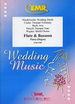 Wedding Music - Flute/Bassoon Duet Sheet Music