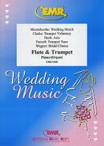 Wedding Music - Flute/Trumpet Duet Sheet Music