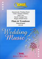 Wedding Music - Flute/Trombone Duet Sheet Music