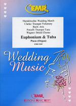 Wedding Music - Euphonium/Tuba Duet Sheet Music