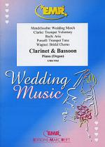 Wedding Music - Clarinet/Bassoon Duet Sheet Music