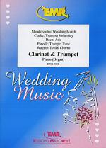 Wedding Music - Clarinet/Trumpet Duet Sheet Music