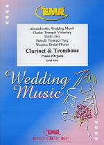 Wedding Music - Clarinet/Trombone Duet Sheet Music