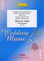 Wedding Music - Horn/Tuba Duet Sheet Music