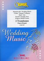 Wedding Music - Trombone Duet Sheet Music