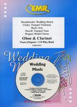 Wedding Music - Oboe/Clarinet Duet (with CD) Sheet Music