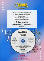 Wedding Music - Trumpet Duet (with CD) Sheet Music