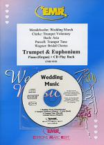 Wedding Music - Trumpet/Euphonium Duet (with CD) Sheet Music