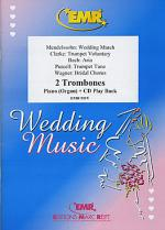 Wedding Music - Trombone Duet (with CD) Sheet Music