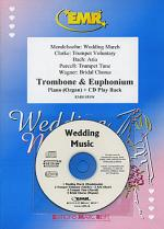 Wedding Music - Trombone/Euphonium Duet (with CD) Sheet Music