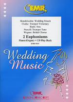 Wedding Music - Euphonium Duet (with CD) Sheet Music