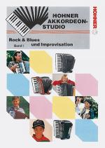 Rock & Blues und Improvisation Band I (German language book) Sheet Music