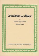 Introduction und Allegro Sheet Music