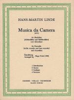 Musica da Camera Sheet Music
