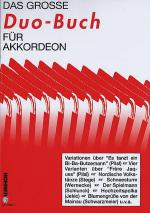 Das grosse Duo-Buch fur Akkordeon Sheet Music