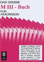 Das grosse M III-Buch fur Akkordeon Sheet Music
