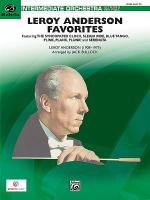 Leroy Anderson Favorites Sheet Music
