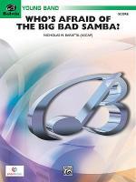 Who's Afraid of the Big Bad Samba? Sheet Music