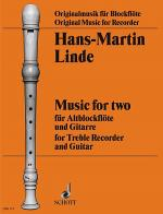 Music for two Sheet Music
