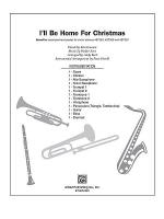 I'll Be Home for Christmas Sheet Music
