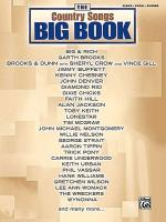 The Country Songs Big Book Sheet Music