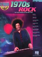 Keyboard Play-Along Volume 16: 1970s Rock Sheet Music