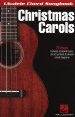 Ukulele Chord Songbook: Christmas Carols Sheet Music