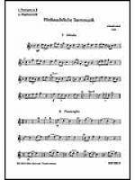 Weihnachtliche Turmmusik Sheet Music