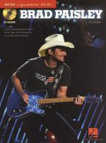 Signature Licks Guitar: Brad Paisley Sheet Music