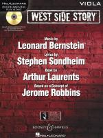 Instrumental Play-Along: West Side Story - Viola Sheet Music