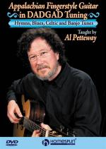 Al Petteway: Appalachian Fingerstyle Guitar In DADGAD Tuning Sheet Music