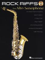 Rock Riffs - Alto Saxophone Sheet Music