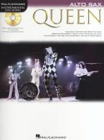 Alto Saxophone Play-Along: Queen Sheet Music