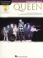 Tenor Saxophone Play-Along: Queen Sheet Music