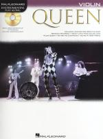 Violin Play-Along: Queen Sheet Music