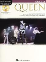 Cello Play-Along: Queen Sheet Music