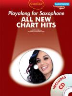 Guest Spot: All New Chart Hits (Alto Saxophone) Sheet Music