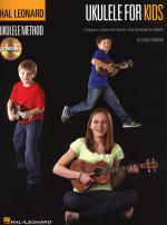 The Hal Leonard Ukulele Method: Ukulele For Kids Sheet Music