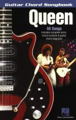 Guitar Chord Songbook: Queen Sheet Music