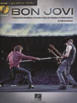 Signature Licks Guitar: Bon Jovi Sheet Music