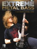 Alex Webster: Extreme Metal Bass Sheet Music