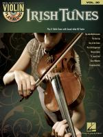 Violin Play-Along Volume 20: Irish Tunes Sheet Music